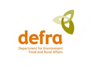 Department for Environment Food & Rural Affairs logo